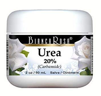 Urea 20% - Salve Ointment (Carbamide) - Enriched with Silk Protein (2 oz, ZIN: 428119)